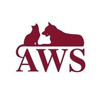 Animal Welfare SocietyAWS (West Kennebunk, Maine) logo with cat, dog