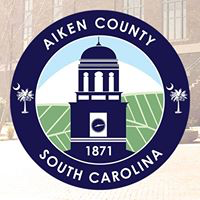 Aiken County Animal Shelter with Aiken County, South Carolina, logo