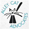 Alley Cat Advocates, Inc. logo with cat