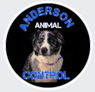 Anderson County Animal Control (Lawrenceburg, Kentucky) logo with dog