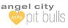 Angel City Pit Bulls (Los Angeles, California) logo with heart