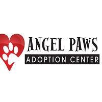 Angel Paws Adoption Center (New Iberia, Louisiana) Logo