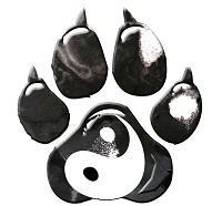 Animal Balance (Portland, Oregon) logo of paw print