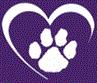 Animal Compassion Team of California (Fresno, California) logo with heart, paw print