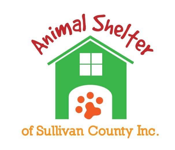 Animal Shelter of Sullivan County, Inc (Blountville, TN) logo house with pawprint