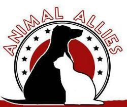 Animal Allies, Inc (Spartanburg, South Carolina) logo with dog and cat