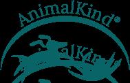 AnimalKind (Raleigh, North Carolina) logo with dog, cat
