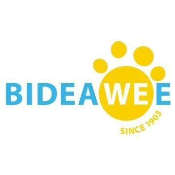 Bideawee (New York, New York) logo with pawprint since 1903