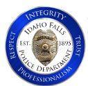 Idaho Falls Animal Services (Idaho Falls, Idaho) logo with police badge