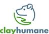 Clay Humane (Orange Park, Florida) logo with dog
