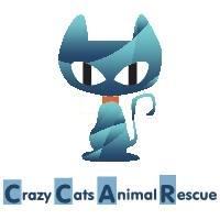 Crazy Cats Animal Rescue (Cincinnati, Ohio) logo