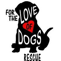 For the Love of Dogs Rescue (New Oxford, Pennsylvania) logo