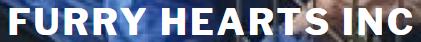 Furry Hearts (Stockton, Missouri) logo text with organization name