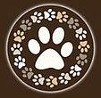Helping Shepherds of Every Color Rescue (Montgomery, Alabama) logo of paws