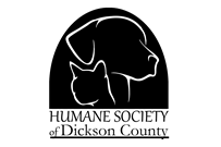 Humane Society of Dickson County (Dickson, Tennessee) logo