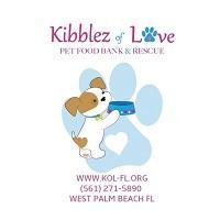 Kibblez of Love (West Palm Beach, Florida) logo