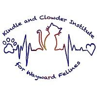 Kindle and Clowder Institute For Wayward Felines (Louisville, Kentucky) logo