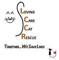 Loving Care Cat Rescue (Lewistown, Pennsylvania) logo