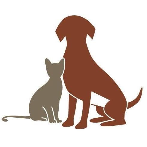 Montgomery County Animal Care and Adoption Center (Christiansburg, Virginia) logo dog and cat