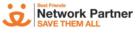 Best Friends Network partner logo for Animal Welfare And Rescue (Zephyrhills, Florida)