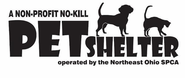 Northeast Ohio SPCA (Cleveland, Ohio) logo nonprofit no kill pet shelter dog and cat