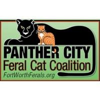 Panther City Feral Cat Coalition (Fort Worth, Texas) logo