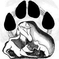 Pawsibilities (Washoe Valley, Nevada) paw print logo