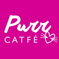 Purr NWA Catfe (Fayetteville, Arkansas) logo