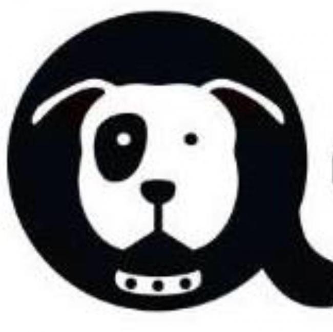 Res-Q-Me Rescue (N Las Vegas, Nevada) logo dog head in Q