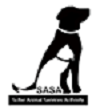 Sutter Animal Services Authority (Yuba City, California) logo