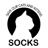 Save Our Cats and Kittens Shelter and Adoption Center (SOCKS) (Fort Walton Beach, Florida) logo