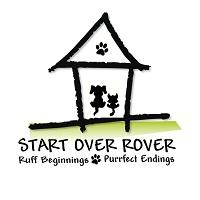 Start Over Rover (Hastings, Nebraska) logo of house with dog and cat