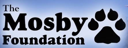 The Mosby Foundation (Staunton, Virginia) | logo of paw print, text The Mosby Foundation