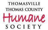 Thomasville-Thomas County Humane Society (Thomasville, Georgia)   logo of Thomasville-Thomas County Humane Society text