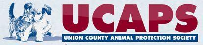 Union County Animal Protection Society (El Dorado, Arkansas)   logo of puppy and kitten UCAPS Union County Animal Protection