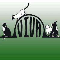 Volunteers For Inter-Valley Animals (Lompoc, California) logo with cats
