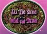 All the Same Wild and Tame Foundation logo with circle and pink background